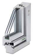 Holzfenster HF 82 Effizienz