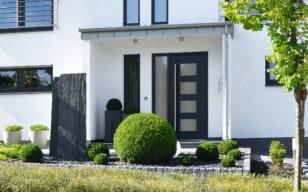Gute Haustüre - starke Eigenschaften