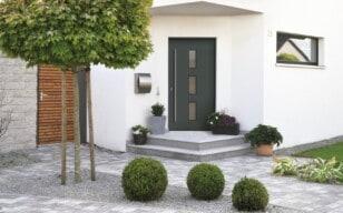 Haustüren individuell gestaltet