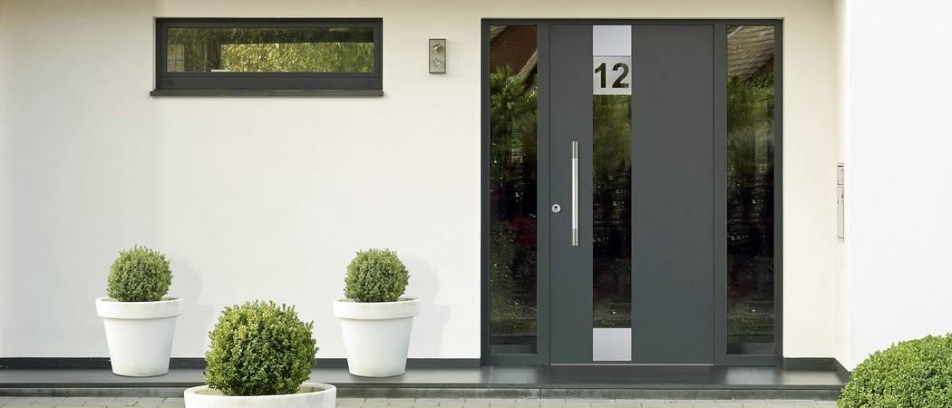 haust ren die visitenkarte ihres hauses vom schreiner. Black Bedroom Furniture Sets. Home Design Ideas