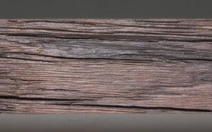 Antike Balkenkante – original, gebürstet
