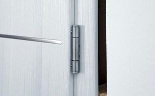 Zimmertüren trennen Klimabereiche
